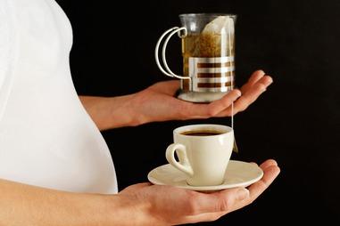 Caféine pendant la grossesse