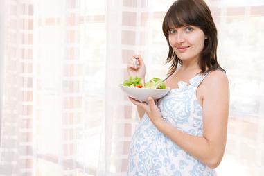 Une alimentation saine pendant la grossesse