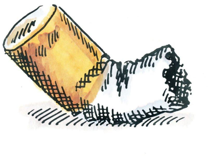 L'inégalité des sexes devant  le tabac
